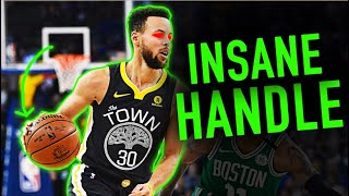SECRET Keys to Stephen Curry's Insane Handle | Basketball Dribbling Tips