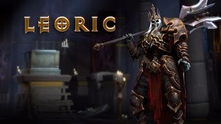 Heroes of the Storm – Leoric Trailer