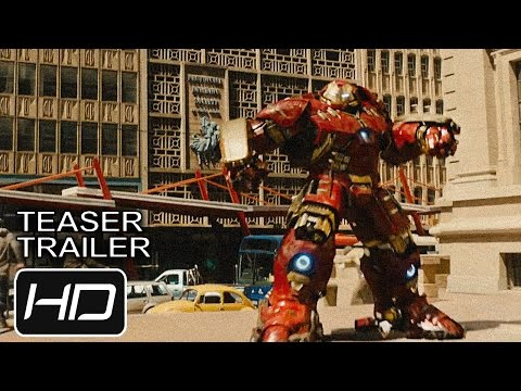 Avengers: Age of Ultron - Teaser Trailer - Español Latino - HD