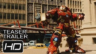 Avengers: Age of Ultron - Teaser Trailer - Español Latino - HD