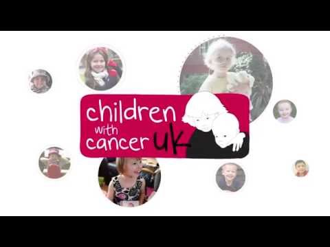 Children with Cancer UK animation