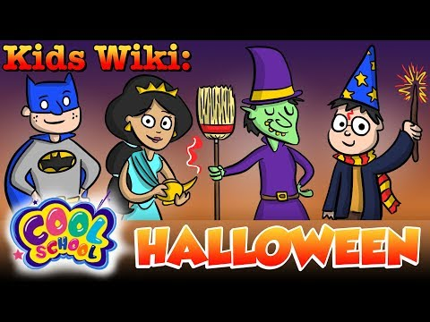 Halloween Wiki For Kids At Cool School