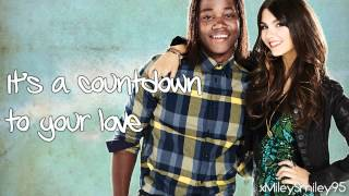 Watch Victoria Justice Countdown video