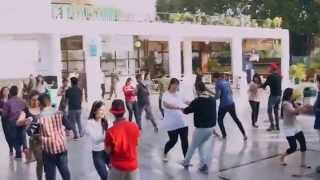 FLASH MOB at Sukhna lake  Chandigarh | THE DANCE MAFIA by RIPANPREET SIDHU, 9501915706