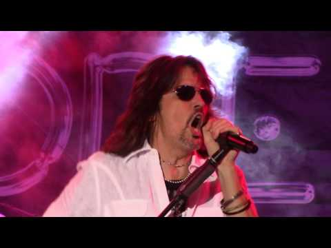 Foreigner live at the Westin hotel in Grand Cayman Island