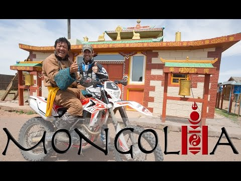 Mongolia - MotoGeo Adventure