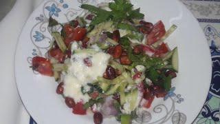 Keto Ramadan Iftar Special||Peanut Salad Recipe||Keto Iftar Recipe||Healthy food studio