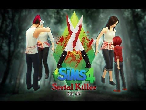 MOD SERIAL KILLER - The sims 4 - ytmmo