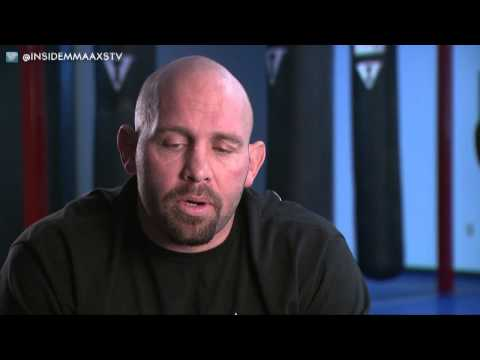 Mild Mannered Shane Carwin Finally Flips Out... Mildly