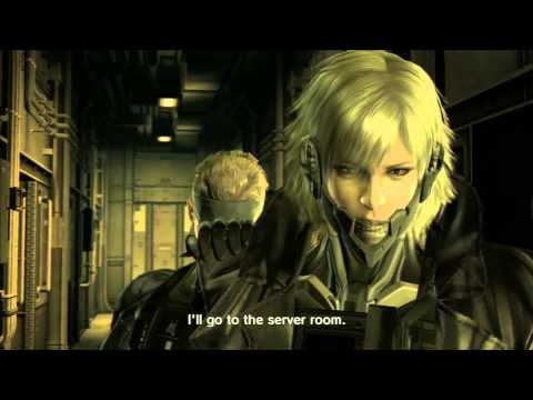 Metal Gear Solid 4 - Raiden's Return (cutscene) video
