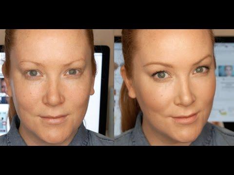 Make-up for dry winter skin - sminke for tørr vinterhud