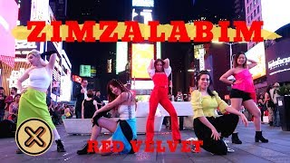 [CDC] [KPOP IN PUBLIC NYC] Red Velvet (레드벨벳) - ZIMZALABIM (짐살라빔) Dance Cover