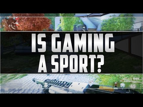 Is GAMING a SPORT? (COD: AW Gameplay/Commentary)