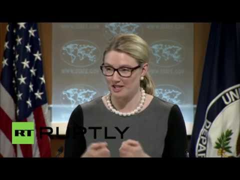 USA: Russian troops operating in E. Ukraine... but details