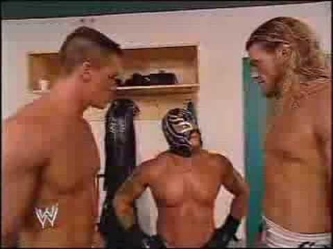 parodia WWE