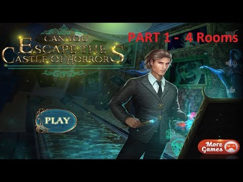 Escape Room Escape the Castle of Horrors PART 1.