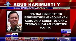 Demokrat, PAN, PKS Tolak Aksi People Power