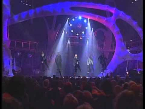 Backstreet Boys - As long as you love me & Everybody (Live...