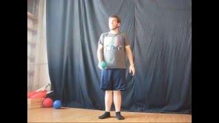 I Call This Contact Juggling-Kyle Johnson