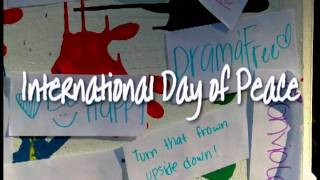 Sneak Peek: International Day of Peace