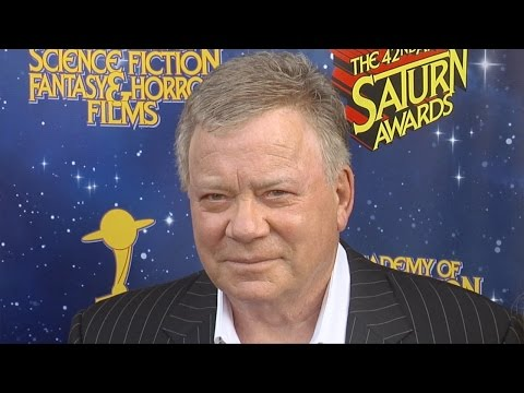 William Shatner 42nd Annual Saturn Awards Red Carpet