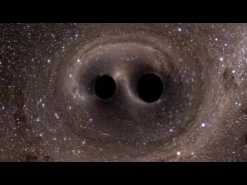 Scientists share their 'gravitational waves' ex...