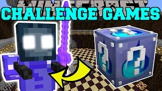 Minecraft: KRAKEN CHALLENGE GAMES - Lucky Block Mod - Modded Mini-Game