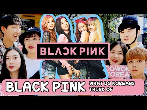 download lagu WHAT DO KOREANS THINK OF BLACKPINK BLACK PINK!? gratis
