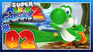 Super Mario Galaxy 2: Part 2 - Yoshi's Galaxy!