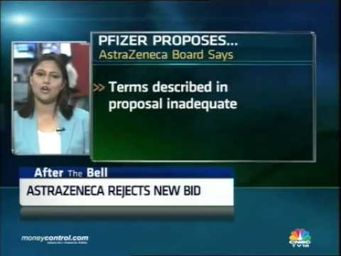 AstraZeneca rejects Pfizer's renewed USD 106 billion bid