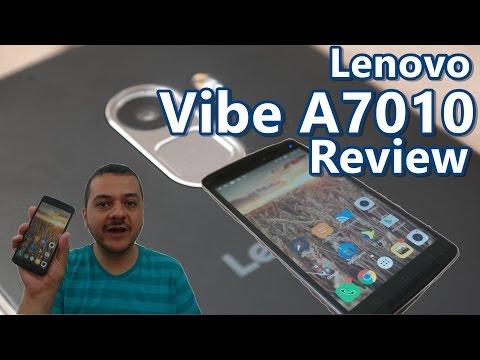 Lenovo Vibe A7010 - Review (Análise Completa em Português)