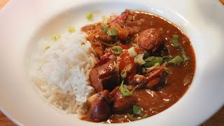 REAL Louisiana Gumbo - Spicy Cajun-Creole stew/soup