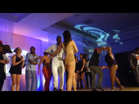 ZoukFest 2017 Billy and Marc Birthday dance ~ video by Zouk Soul