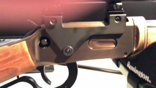 Walther lever action duke co mm diabolo review und schusstest