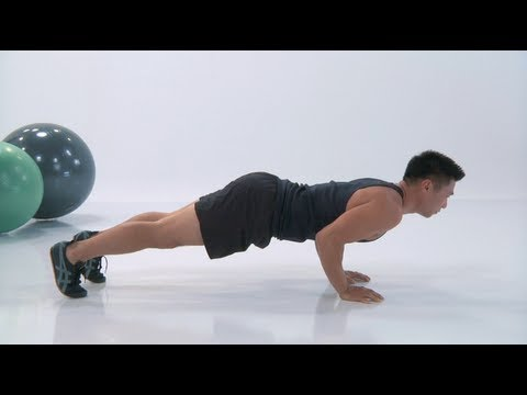 Push-Up Challenge | Everyday Health