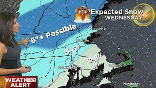WBZ Morning Forecast For January 15