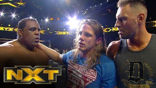 Matt Riddle is going after Finn Bálor: NXT Exclusive, Nov. 13, 2019