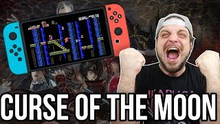 RIP Castlevania - Bloodstained Curse of the Moon REVIEW!   RGT 85