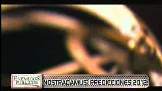 Reinaldo Dos Santos - Nostradamus Predicciones 2012