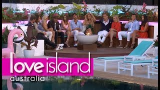 Find out who picked who at the first recoupling ceremony | Love Island Australia 2018
