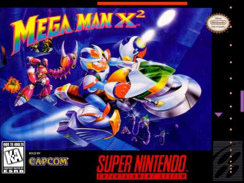 Mega Man X2 - Opening Stage (Extended)