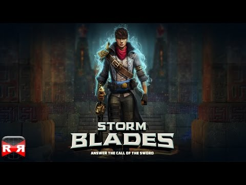 Stormblades (By Kiloo) - iOS / Android - Gameplay Video