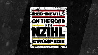 On the Road with the NZIHL Red Devils v Stampede Episode 1