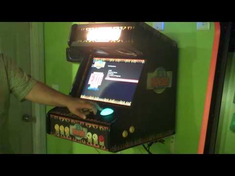 Monster Arcades Bartop Arcade.mp4