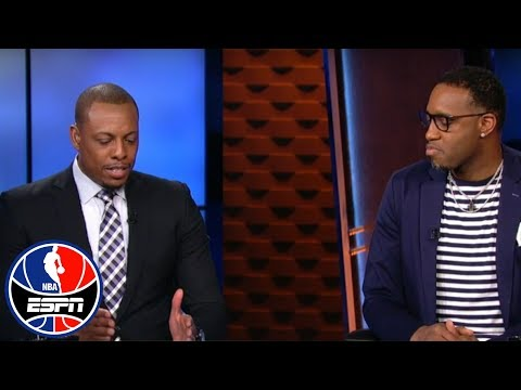 Paul Pierce on White House visit: 'I think the tradition should be changed' | NBA Countdown | ESPN