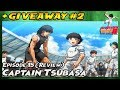 Captain Tsubasa Anime 2018 Episode 15 (Review) + GIVEAWAY #2
