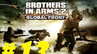 Прохождение brothers in arms 2