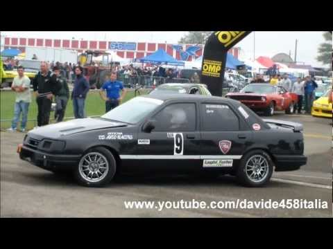 +1000 HP Ford Sierra RS Cosworth launches!!!