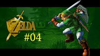Zerando The Legend of Zelda Ocarina of Time no Android | episódio 04