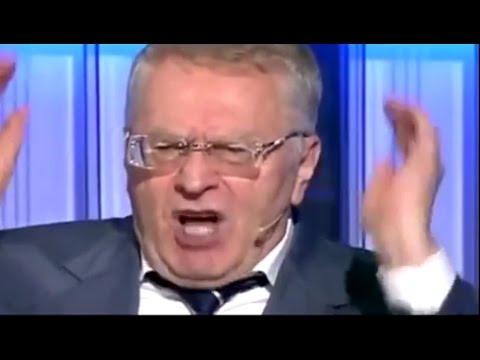 Жириновский В СТУПОРЕ от глупости Яхно! Отдавайте долги!